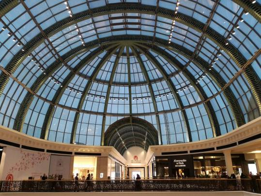 Mall Of The Emirates Dome